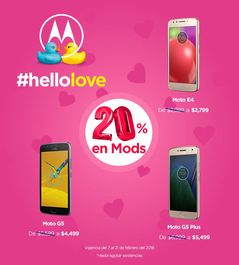 #hellolove 2018 - mobile
