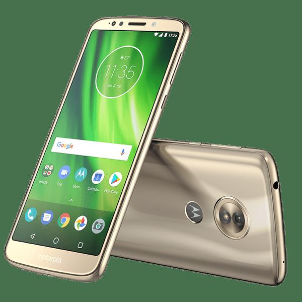 Smartphone Motorola Moto G6 Play  Imparable como tú  Hasta