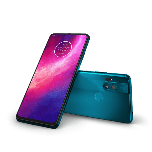 Motorola-one-Hyper-azul-iceberg
