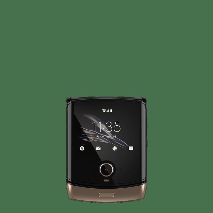 MotorolaRazr_Dorado_FrontsideClosed