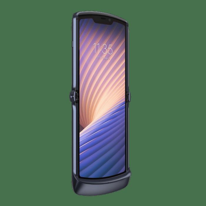 Motorola-Razr-Odyssey-Gris-DynFrontsideLeft-Open