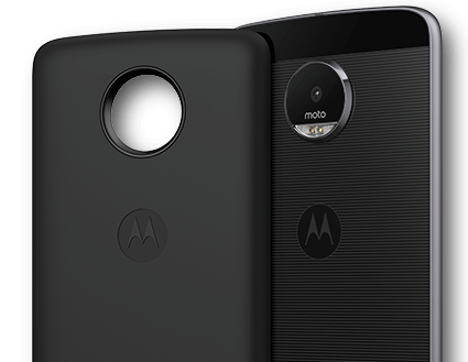 Moto Mods LCB - Disponible en negro y en blanco