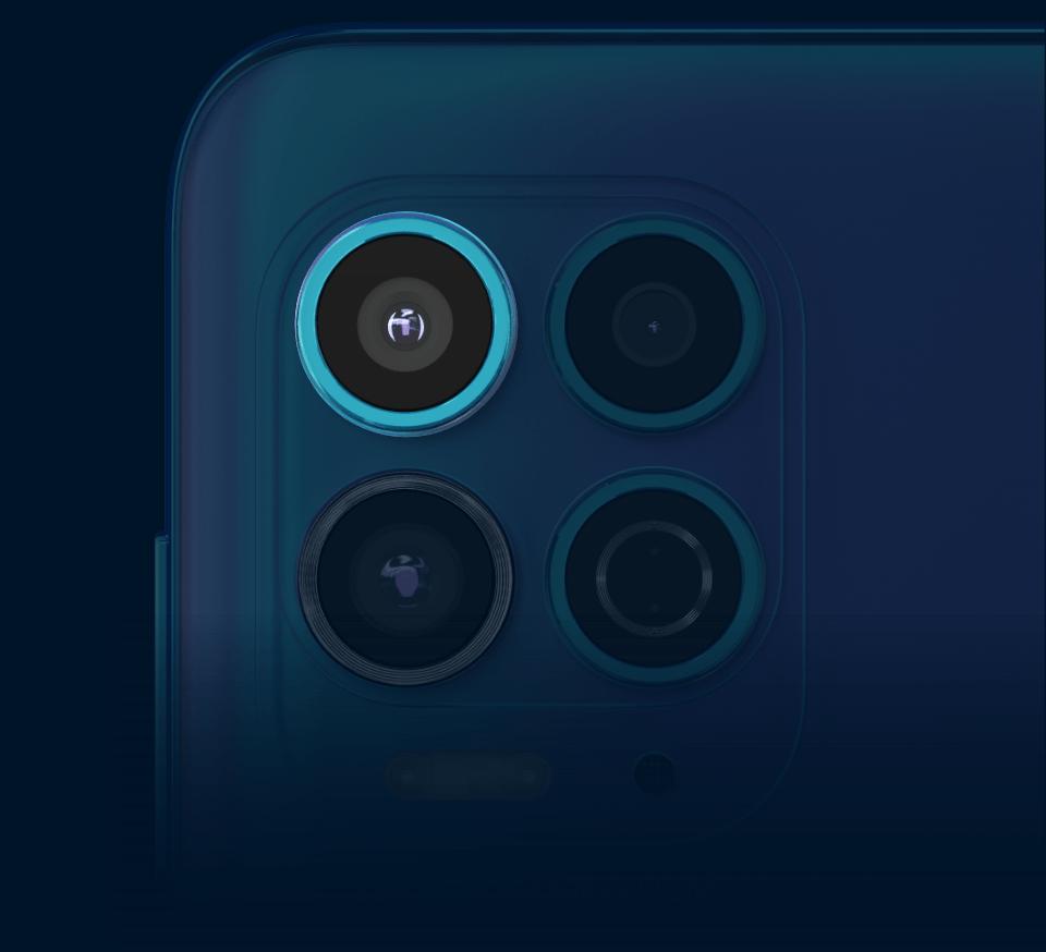 sensor 64MP
